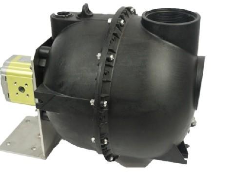 SK 1300 Kreiselpumpe mit Hydraulikmotor