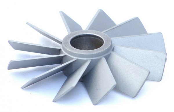Turbinenrad für DFZ
