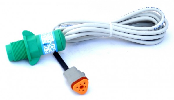 Rechtecksensor mit 2 Meter Kabel